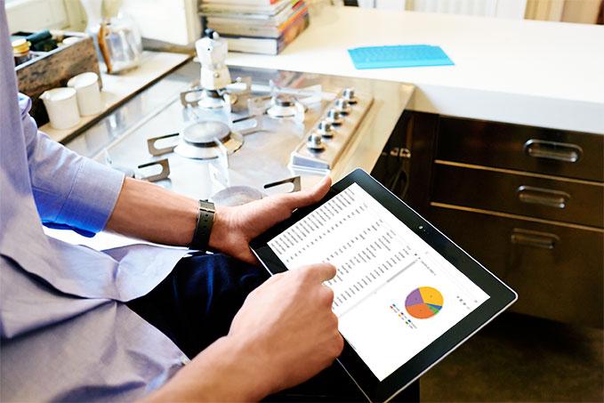 Microsoft Dynamics 365 ger dig samlad information för bättre kundservice